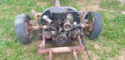 Chassis Fusca 1300