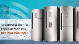 Título do anúncio:  Conserto de refrigerador e freezer (todas as marcas)