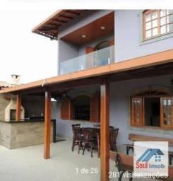 Casa com 4 dormitórios à venda, 120 m² por R$ 500.000 - Pimenteiras - Teresópolis/RJ
