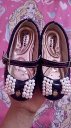 Sapato Social Infantil N°21