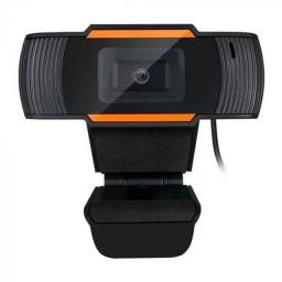 Webcam Hd com Microfone