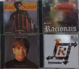 Cinco CDs umasdos 20R$ tudo