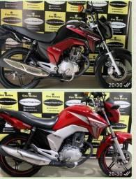 Dose dupla de Honda CG 150 titan ex 2014 zeras sem detalhes !!