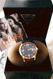 Relógio guess waterpro Semi -novo valor 600