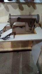Máquina de costura nova .