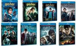 Blu-ray Harry Potter Coleção Completa Original Ótimo Estado