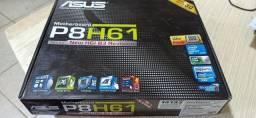 Placa mãe Asus P8H61 LGA 1155