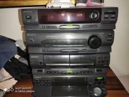 Sony LBT N355 em ótimo estado.