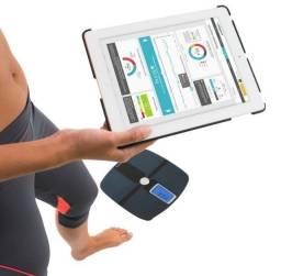 Balança Com App Celular Tablet Peso Massa Gordura Scale 700