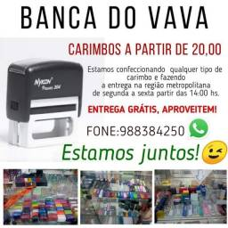 Banca do Vava Carimbos e Chaves