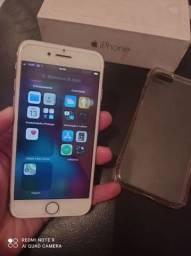 iPhone 7 32GB rose completo *leia o anúncio