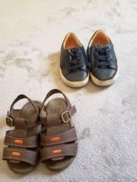 Sapatos Infantis N° 20/21