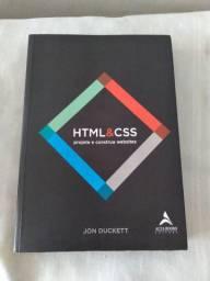 HTML CSS Projete e construa websites (Jon Duckett)