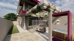 Oportunidade! Casa 3 quartos com quintal ofurô e churrasqueira a 100m da praia em Rio das