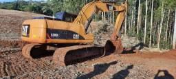 Escavadeira Cat