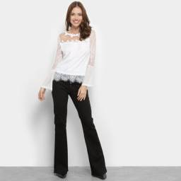 Blusa feminina only fashion
