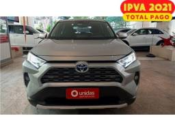 Toyota RAV4 Hidrid CVT - (4.000 Km Rodados) Super Novo - IPVA 2021 Total Pago