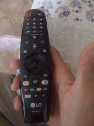 Tv LG 55 polegadas 4K zero bala com 1 mês de uso
