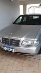 Mercedes c 180 ano 1997 raríssima integra