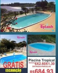 Promoção Splash Piscina Igui