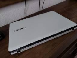 Notebook Samsung Intel 500GB 4RAM! Troco e aceito cartão