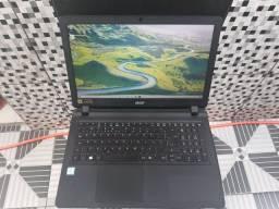 Acer i3 7°th gen 2.4ghz tela 15,6 1080p  4gb RAM ddr4  HD 1tb