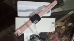 Relgio smartwatch p8 comil