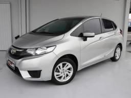Honda fit LX 1.5 - 2016 - baixo km - automático