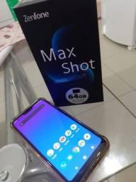 ZenFone Max Shot ainda na garantia