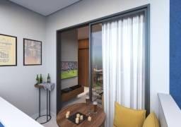 _Apartamento 2/4 com Varanda e Área de Lazer Completa- Tabuleiro dos Martins.
