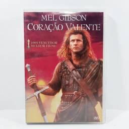 Dvd Coração Valente - Mel Gibson 1995