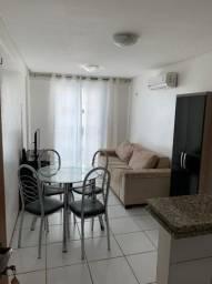 Aluga-se apartamento com 01 quarto mobiliado