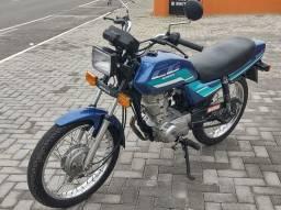 Honda Cg 125 Today 1991 Azul