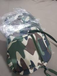 Bag camuflada _pronta entrega