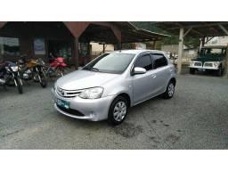 Toyota Etios 1.5 Flex Completo 2014 (R$39.900,00)