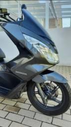Honda PCX 2016 Cinza Metálico 10000km IPVA 2021 pago.