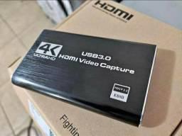 Placa de captura 3.0 1080p streaming Vmix Wirecast