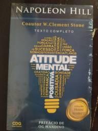 Livro Atitude mental positiva