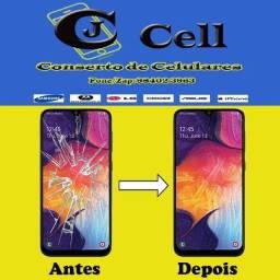 Telas originais de celulares