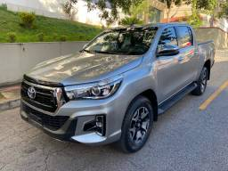 T hilux srx 2019 2.8 cab dupla Diesel 4x4 Automática Único do Dono