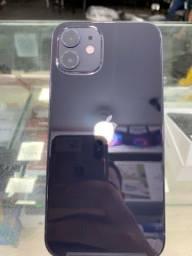 iPhone 12 64gb preto estado de novo !!