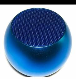 Caixinha Som Bluetooth Tws Metal Amplificada Mini Speaker 3w