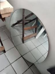 Espelho lindo redondo