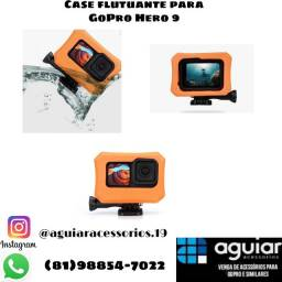 Case flutuante para GoPro Hero 9