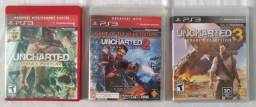 Trilogia Uncharted PS3
