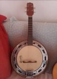Bandolim e Cavaco Banjo Leia o Anúncio