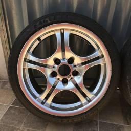 Rodas aro 18 BMW série M (réplica).