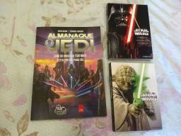 Trilogia Star Wars Original (Episódio I ao VI) + Almanaque Jedi