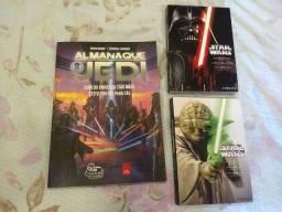 Trilogia Star Wars Original (Episódio I ao VI) + Almanaque Jedi
