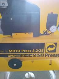 Compressor pressure semi novo